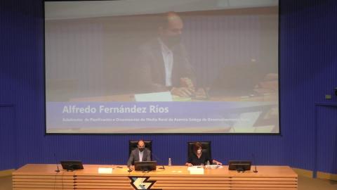 Os instrumentos de planificación - Xornada A Lei de recuperación da terra agraria de Galicia.